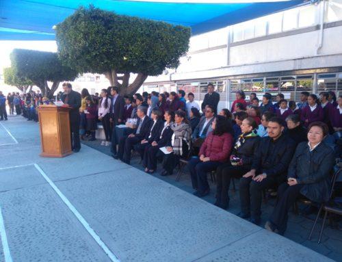 Ceremonia Cívica 107 Aniversario de la Revolución Mexicana