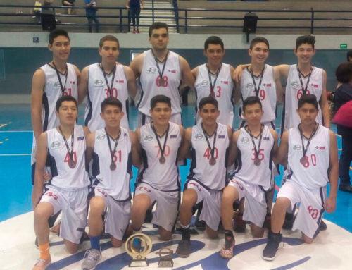IMM Centro consigue tercer lugar nacional en Basquetbol