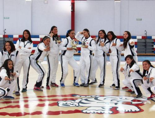 IMM Zavaleta Subcampeón Nacional en Basquetbol Femenil