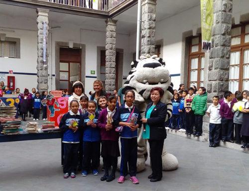 """Premiación del concurso """"Maratón del Libro"""""""