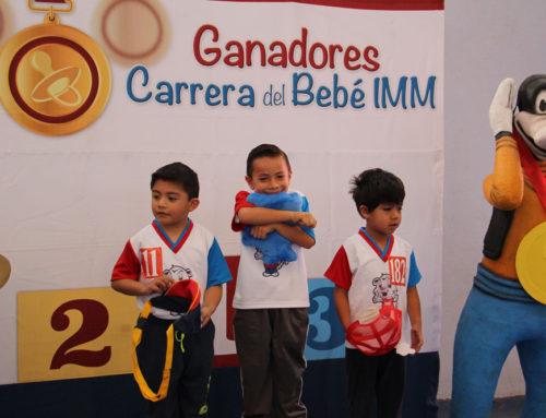 Exitosa resultó la 4ta Carrera del Bebé en IMM Zavaleta