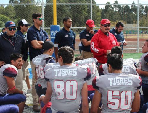 Tigres Blancos de Americano recibirán a Borregos Santa Fe