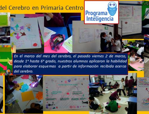 Día del Cerebro Primaria Centro