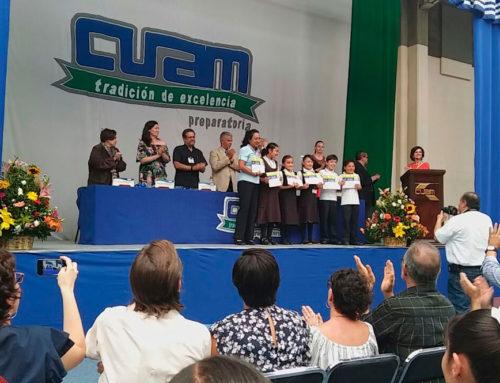 Alumnos de Primaria IMM obtienen 2do lugar en CUAM-ACMor