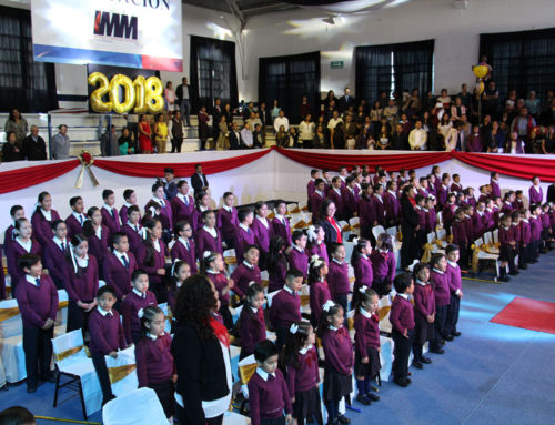 Se gradúan alumnos del IMM Centro y Zavaleta