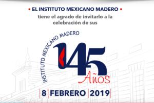 Ceremonia de Conmemoración 145 años del IMM @ IMM Centro