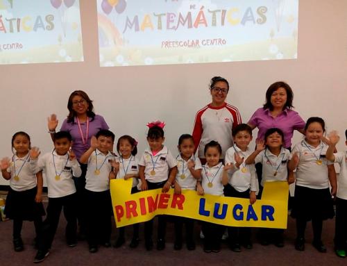 Pequeños aprenden y se divierten en Preescolar del IMM Centro