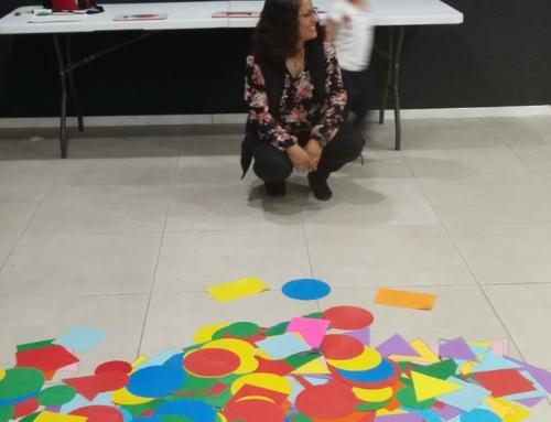 Preescolar del IMM Zavaleta lleva a cabo rally de matemáticas