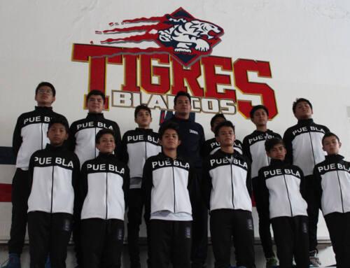 Tigres Blancos representan a Puebla en Campeonato Nacional SEP