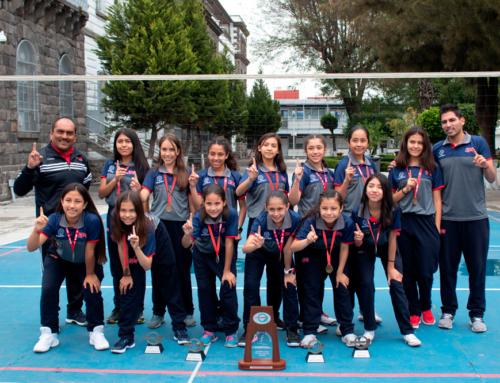 IMM Plantel Centro campeón nacional de voleibol en CONADEIP