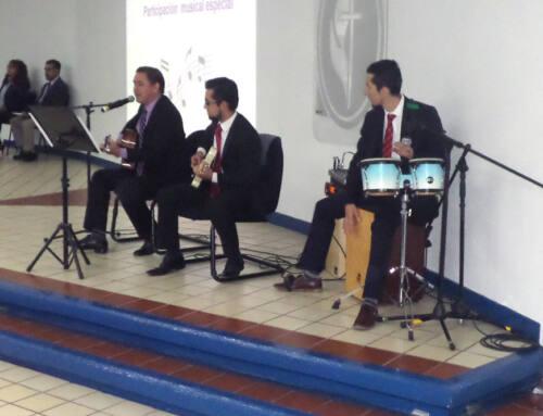 IMM Zavaleta realizó Culto de Apertura 2019-2020