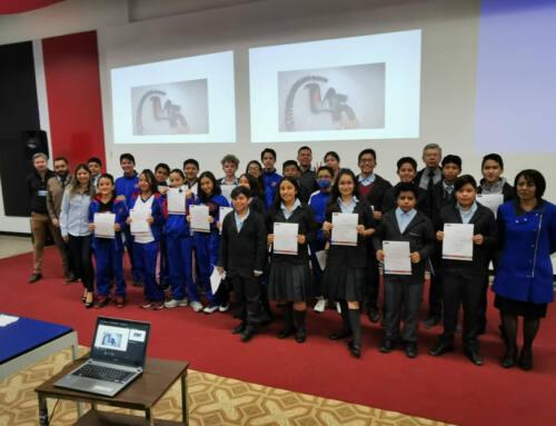 Alumnos de Secundaria IMM Centro desafían habilidades bilingües