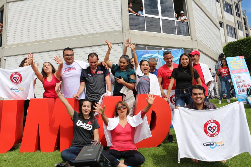 Comunidad UMAD e IMM se unen en el Día para Dar