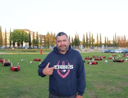 Guillermo Vázquez, coach de los Tigres Blancos de Americano en 2020