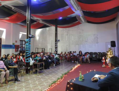 Primaria Bilingüe Centro presentó Cuentos Navideños 2019