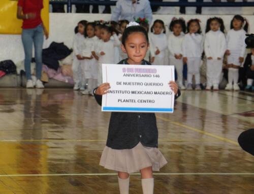 Instituto Mexicano Madero celebró su 146 Aniversario