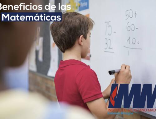 Beneficios de las matemáticas