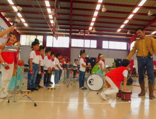 Preescolar de IMM Zavaleta festejó la amistad