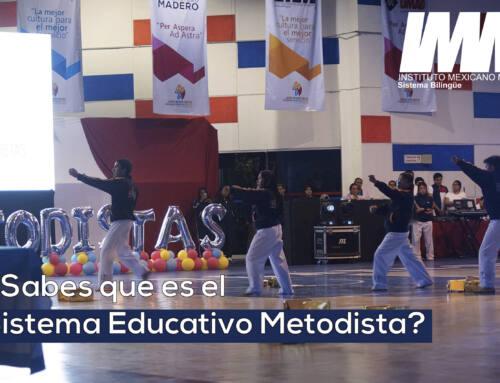 ¿Sabes qué es el Sistema Educativo Metodista?
