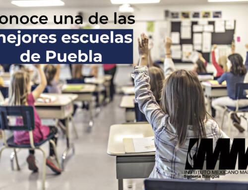 Conoce una de las mejores escuelas de Puebla