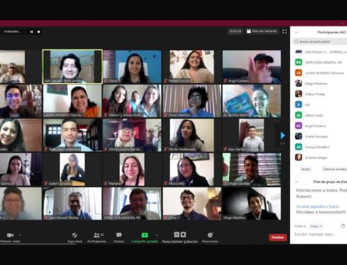 Bachillerato de IMM Centro presentó Jóvenes Escritores 2020