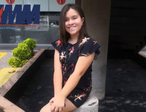 Alumna de IMM Centro representará a Puebla en Olimpiada Nacional de Matemáticas