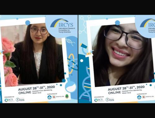 Tres medallas en Ferias de Ciencias para alumnas de IMM Zavaleta