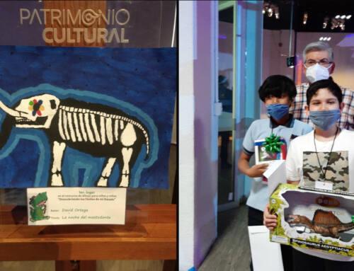 Alumnos de IMM Centro ganan 1er y 3er lugar en concurso estatal de dibujo
